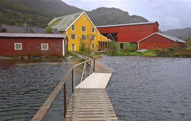 Sjøhuset Måløy