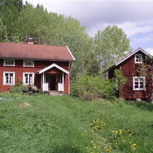 Stad-Arvids stuga Färnebofjärdens Nationalpark