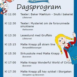 Day Program 2019