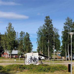 Falun Strandby - Ställplatser