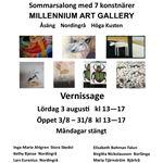 Sommarsalong Millennium Art Gallery