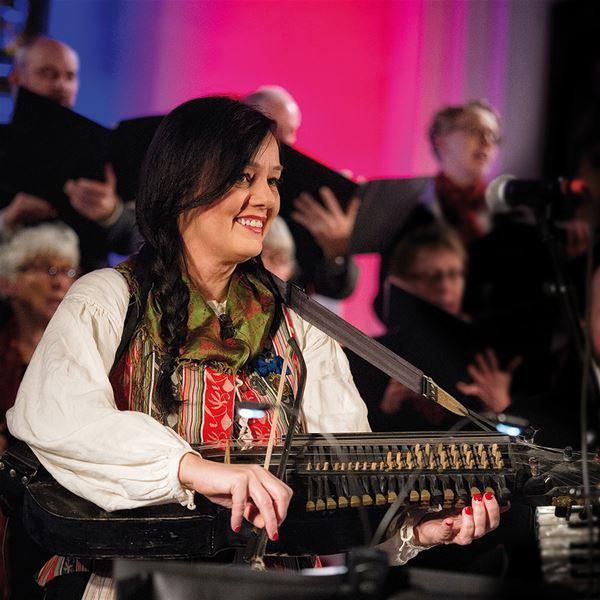 Julkonsert Åsa Jinder