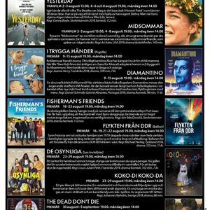 © Copy: Bio Regina, Bio Regina- Summer cinema program