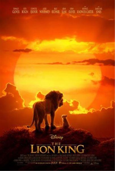 Bio Savoy: Lejonkungen (eng.)