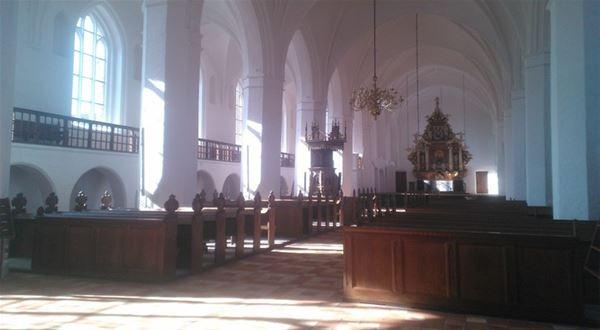 Gratis rundvisning i Maribo Domkirke
