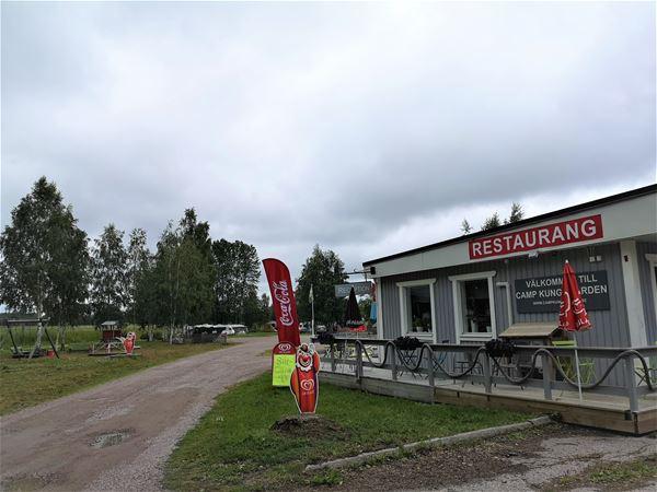 Ställplatser Camp Kungsgården
