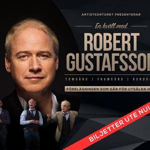 En kväll med Rober Gustafsson. Tomgång, Framgång, Rundgång