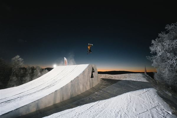 Swedish Snowboard Series & Swedish Slopestyle Tour