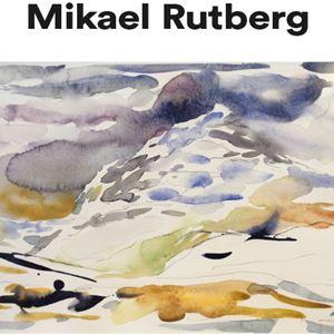 Utställning - akvarellmålningar av Mikael Rutberg