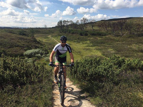 Cykelhelg med guide