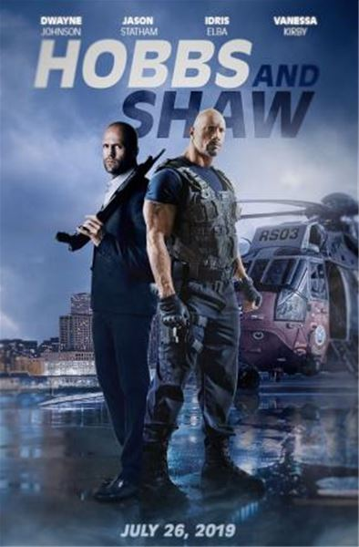 Bio: Fast & Furious: Hobbs and Shaw