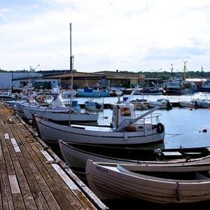 Gästhamn - Hörvik