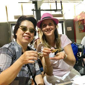 Break culinaire près de l'Etang de Thau avec Belle Tourisme