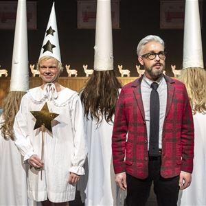 Andreas Nilsson, Mammas Nya Kille- Firar jul på måfå