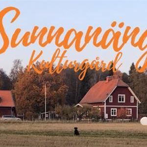 Sunnanäng Kulturgård Jäderfors