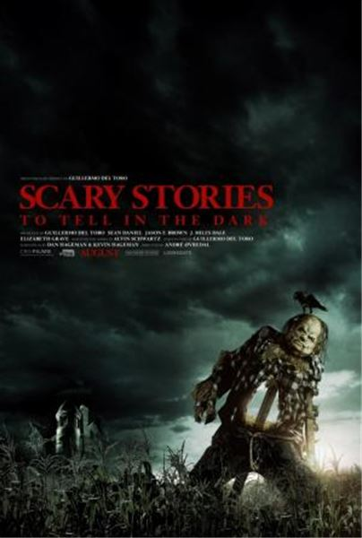 Bio: Scary Stories To Tell In The Dark