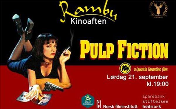 Filmkveld - Pulp Fiction