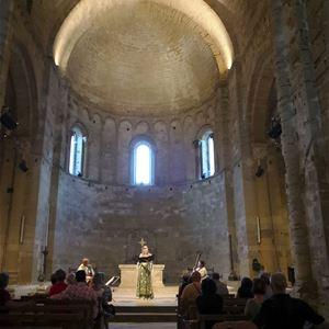 Les visites guidées musicales et gourmandes de Maguelone