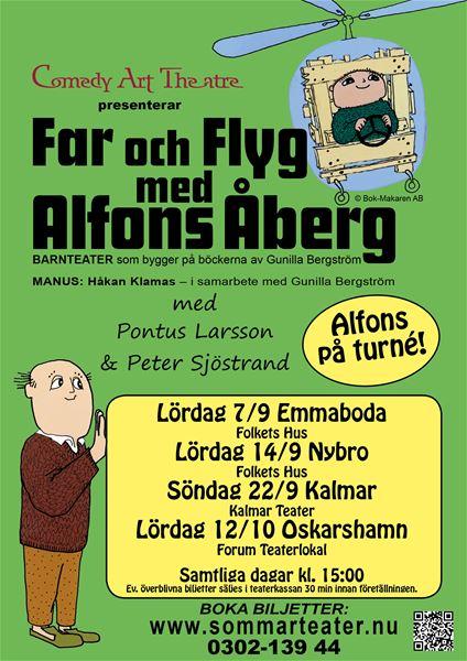 Far & Flyg med Alfons Åberg