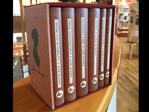 Jane Austen-bokcirkel online