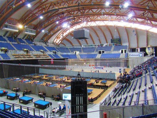 EHF CHAMPIONS LEAGUE, ELVERUM - PSG