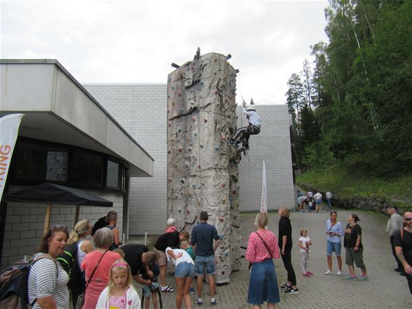 Children's day in Maihaugen museum
