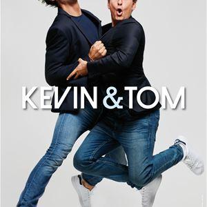 Spectacle d'Humour KEVIN ET TOM, théâtre de Barentin, samedi 14 décembre