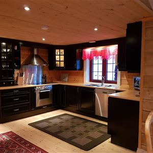 Cabin with 4 bedrooms - ski in/ ski out