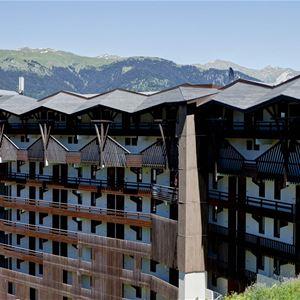 3 pièces + cabine, 9 personnes skis aux pieds / Grand bois A1112 (Montagne)
