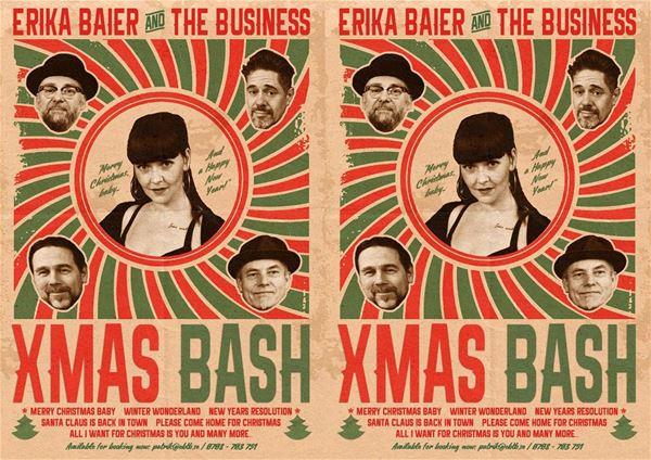 Erika Baier & The Business Xmas Bash