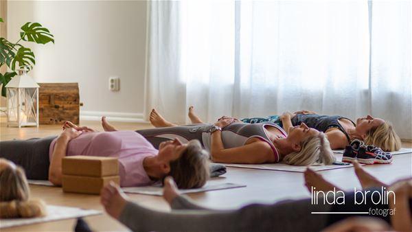 Gratis Introklass Yoga & MIndfulness