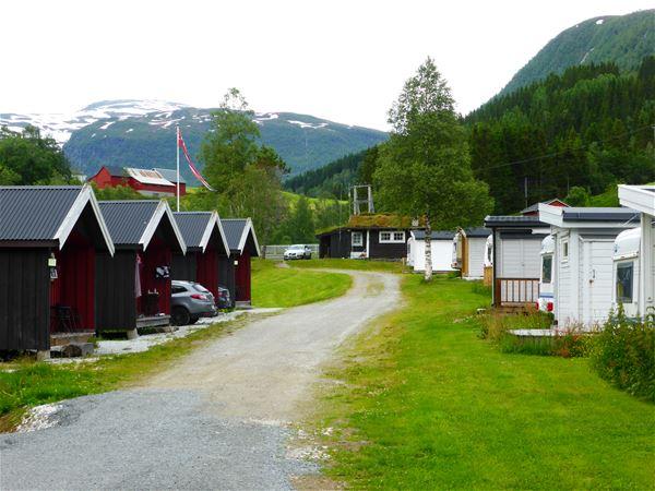 Myrkdalen Camping
