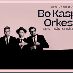 © Copy; Ticket Master, Bo Kaspers Orkester - Hjärtat håller takten