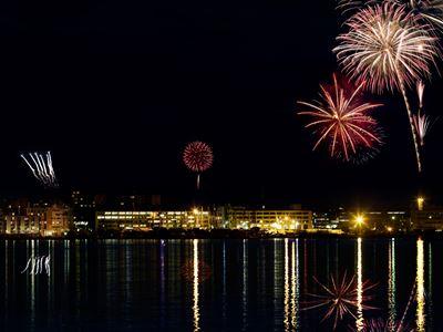 Fira nyår på Hotell Arkipelag