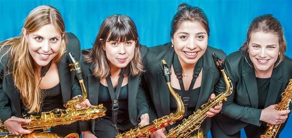 Julekoncert - Quartet Vela