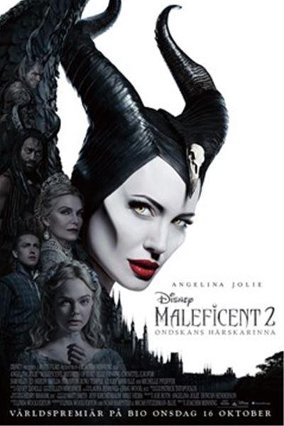 """Bio """"Maleficent 2 Ondskans Härskarinna"""""""