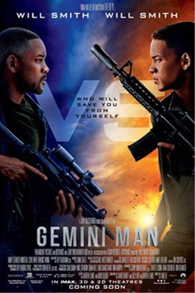"Bio "" Gemini Man"""