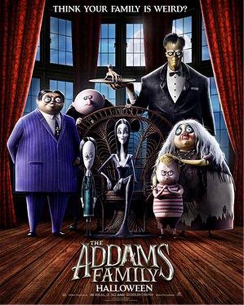 "Bio ""Familjen Addams"""