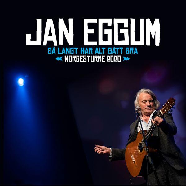 "Jan Eggum-konsert i Myrkdalen: ""Så langt har alt gått bra"""
