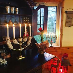 Julbord på Avholmsberget
