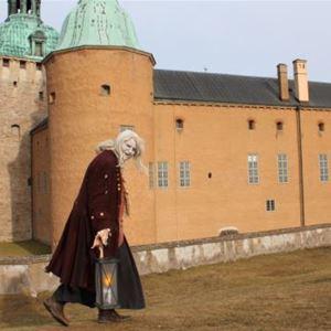 Höstlovskul med spöken och Van Gogh på Kalmar slott