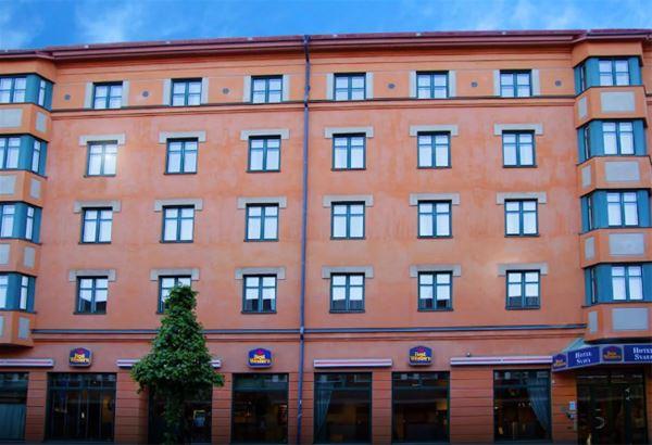 Best Western Hotell Svava