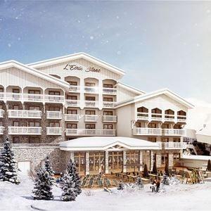 HOTEL ECRIN BLANC