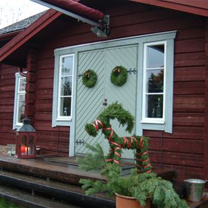 Christmas Buffet on Silverskär Island