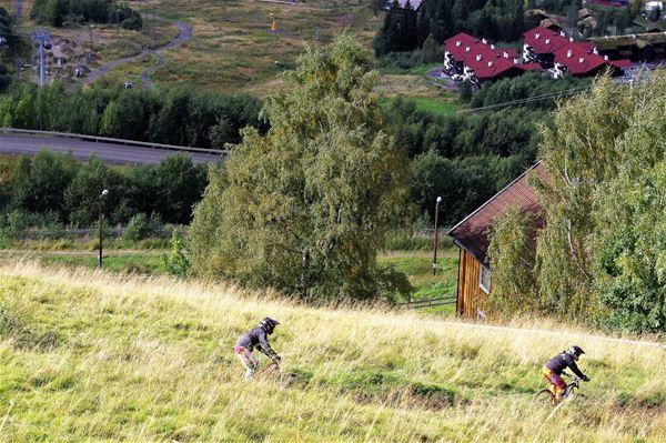 VM i terrengsykling 2014 i Hafjell og Lillehammer