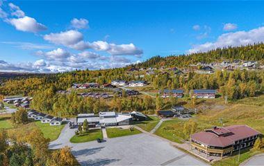 Tärnaby Sporthotell stuga