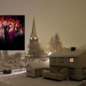 Julenatt i Lillehammer kirke