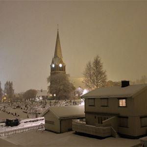 Seine Natt Desember - Trygve Skaug, Lillehammer kirke