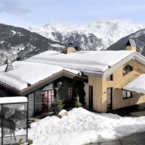 7 rooms 10 to 14 people / CHALET SISIMIUT (Mountain of exception) / Tranquility Booking