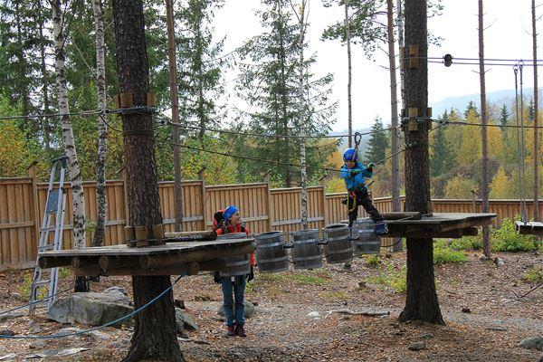Høståpen familiepark